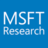 Microsoft Research [MSFTResearch]